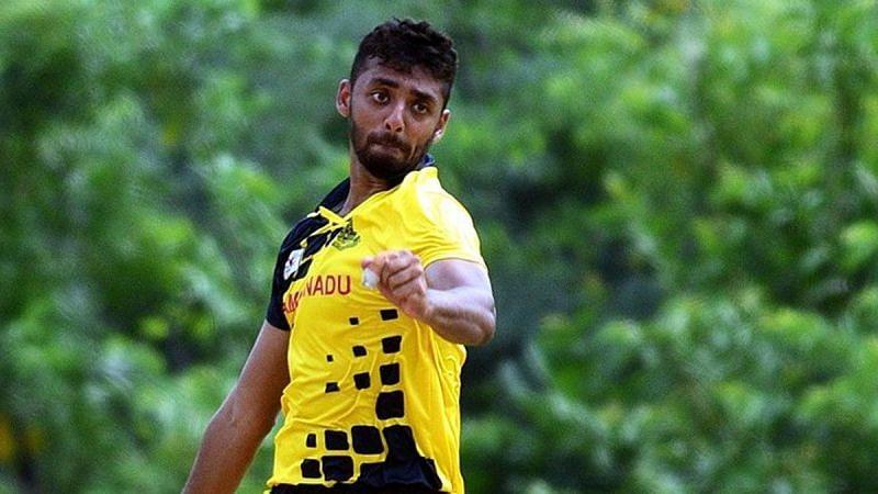 Varun Chakravarthy has competition in India