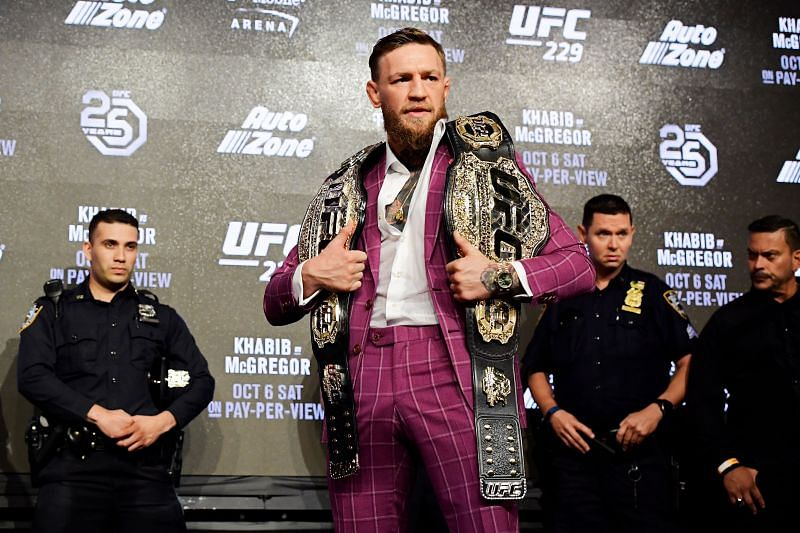 Conor McGregor believes Tony Ferguson is the most underrated fighter in the UFC today