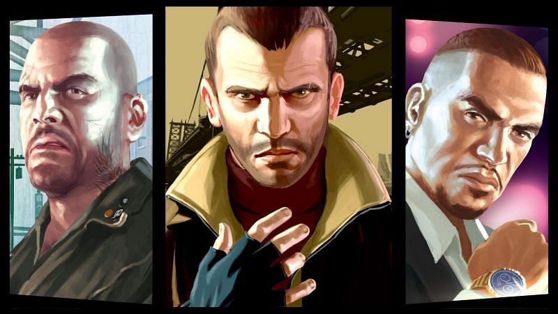 GTA 4 The Complete Edition includes themain gameand theEpisodes from Liberty City (Image via Rockstar Games)