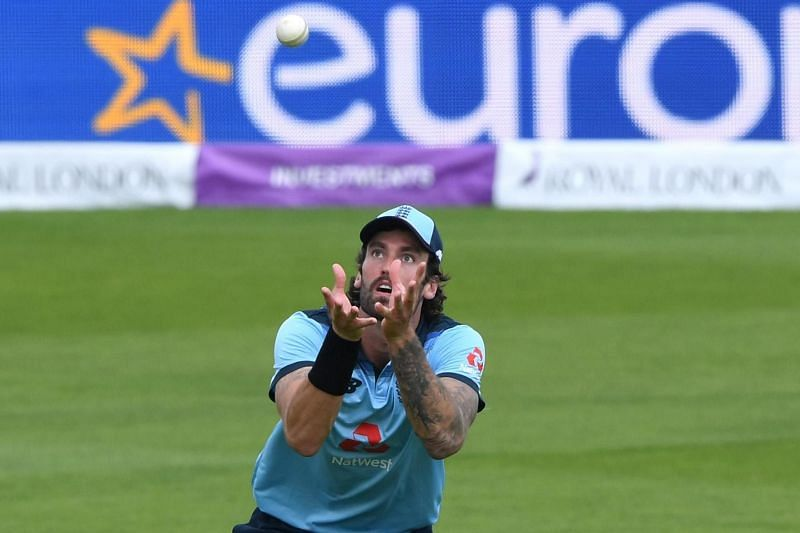 Reece Topley has had some injury problems plaguing him.