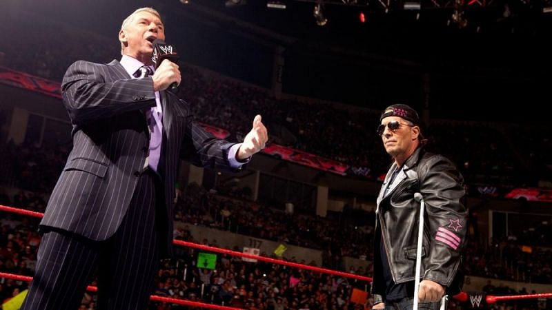 Bret Hart on how he resolved his issues with Vince McMahon