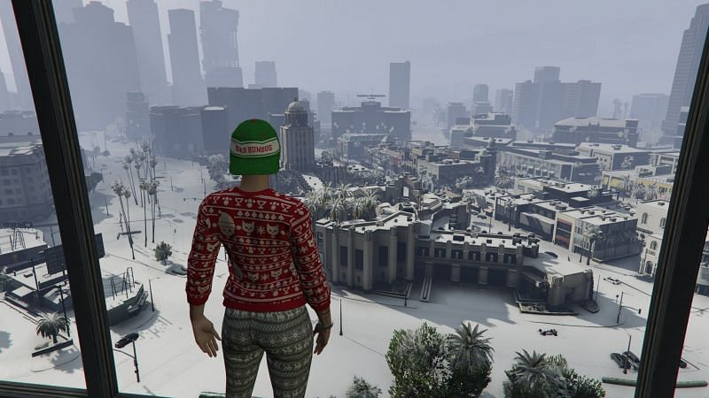 Gta Online When Is The Winter Update Expected To Come Out