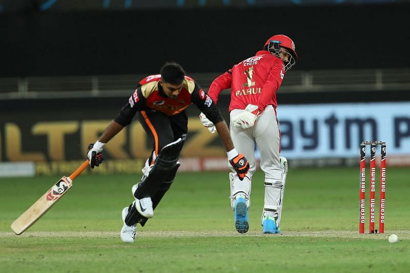 The fairly inexperienced middle order for SRH was exposed this time