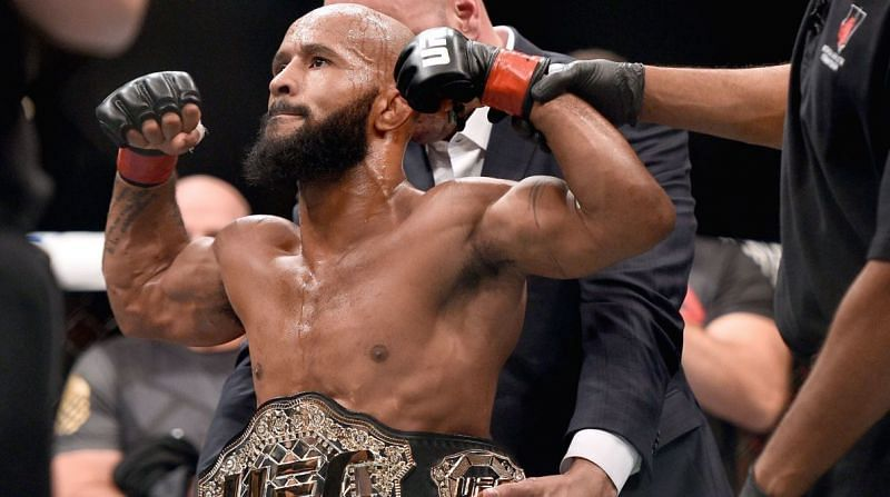 Demetrious Johnson is one of the greatest UFC fighters of all time