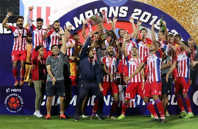 ATK were ISL champions last season, and have now merged with Mohun Bagan