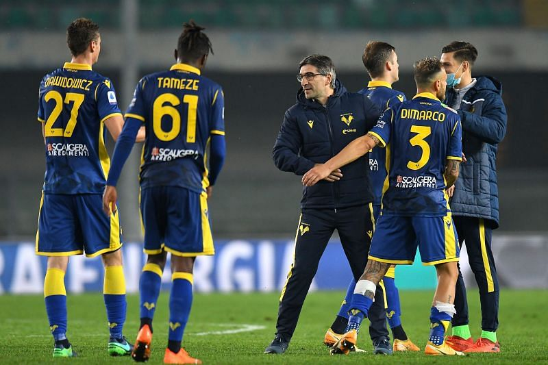 Verona have a powerful squad