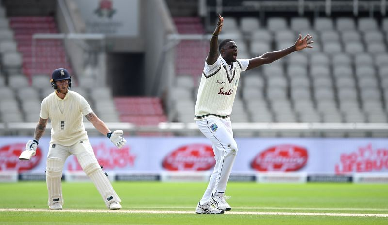 It was Jason Holder's figures of 6-42 in the first innings that set the tone for a memorable victory for his team.