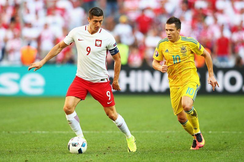 Robert Lewandowski is a key player for Poland