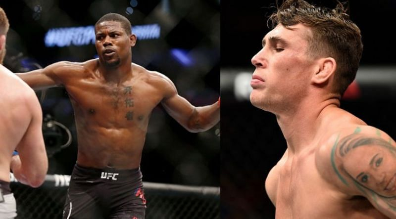 Kevin Holland has stepped in for Darren Till