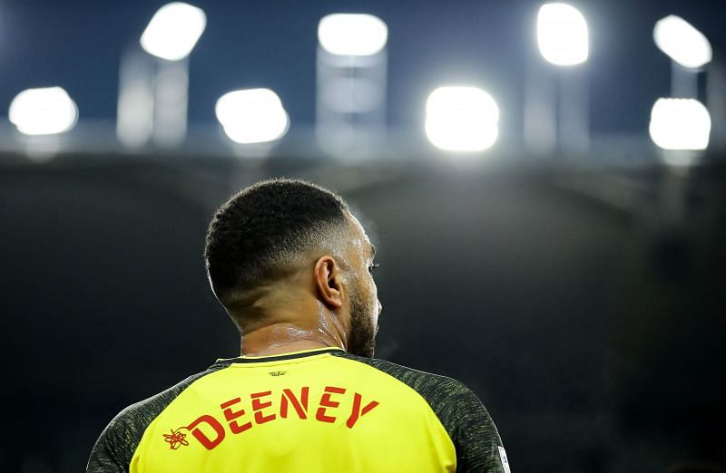 Troy Deeney could make his first start of the season on Saturday