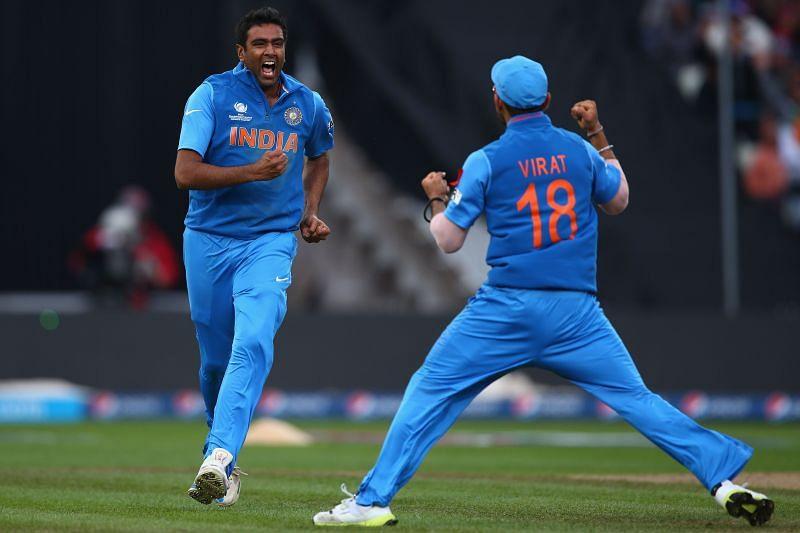 Ravichandran Ashwin has not played a T20I match since 2017