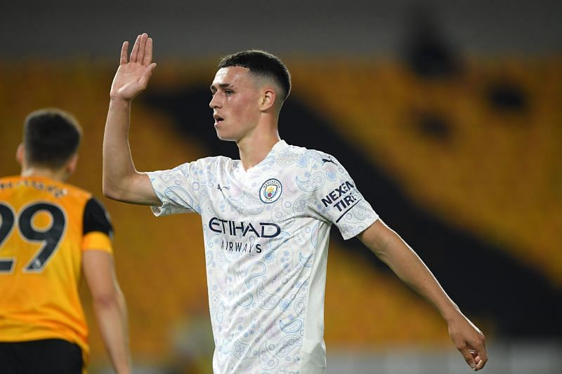 Phil Foden has starred for Manchester City