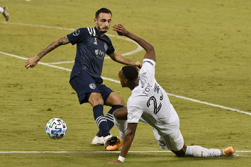 Sporting KC face Minnesota United for a place in the Western Conference Final