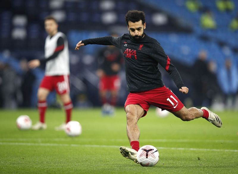 Mohamed Salah has reportedly tested positive for COVID-19