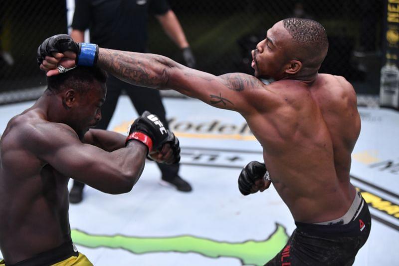 UFC Vegas 14: Abdul Razak Alhassan vs Khaos Williams
