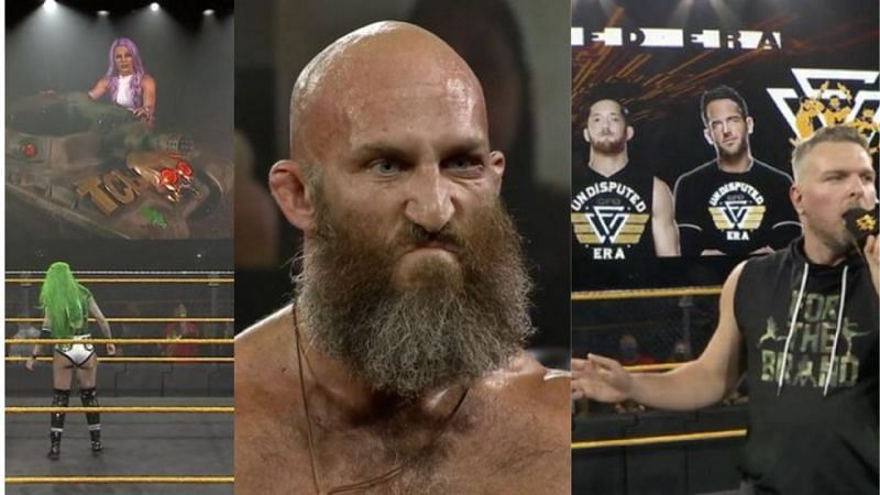 WWE NXT Results (November 4th, 2020): Winners, Grades, and Video Highlights