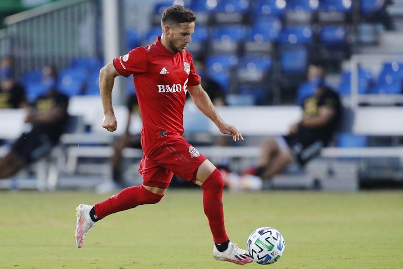 Pablo Piatti of Toronto FC