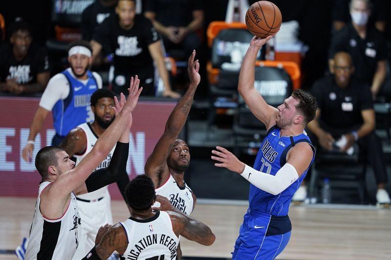 Dallas Mavericks vs Los Angeles Clippers - Game Five