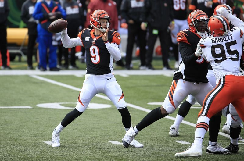 Is Bengals QB Joe Burrow the front-runner for Offensive Rookie of the Year?
