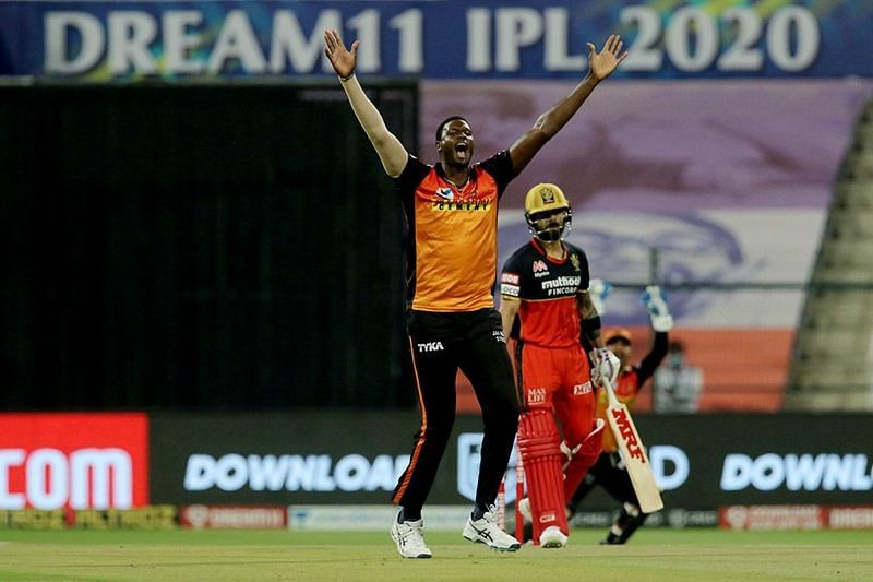 Jason Holder proved to be an excellent acquisition for Sunrisers Hyderabad [P/C: iplt20.com]