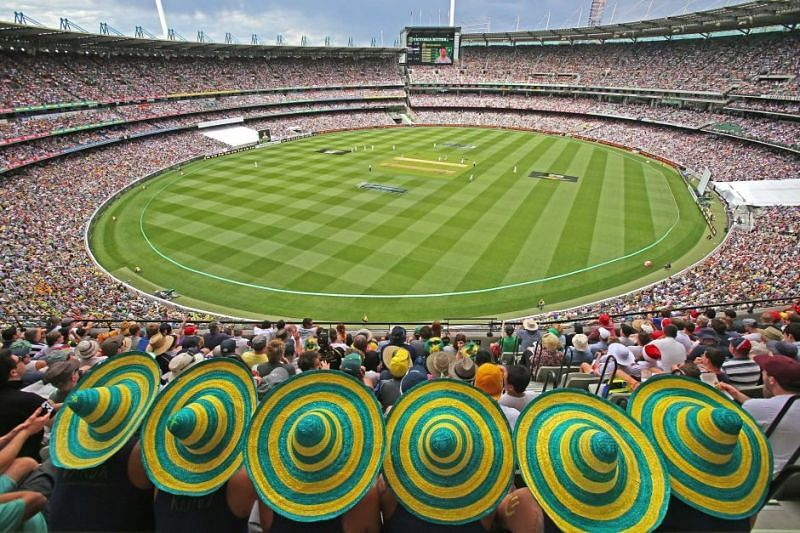 This will be the first time fans are allowed in a cricket stadium after the outbreak of the COVID pandemic. [Image Courtesy: cricxstacy.com]