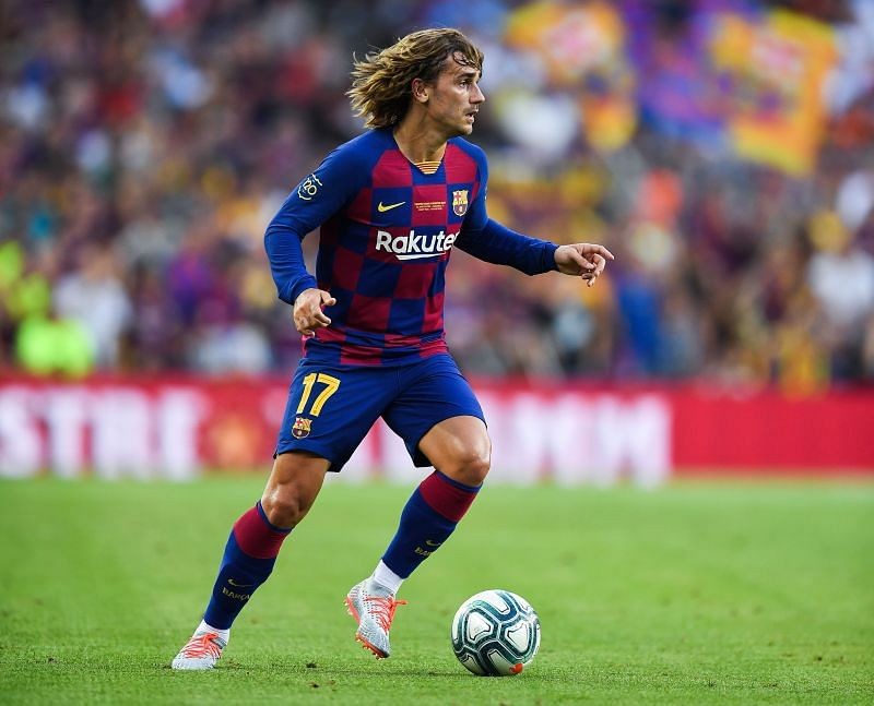 Antoine Griezmann is most effective in a position Barcelona do not employ