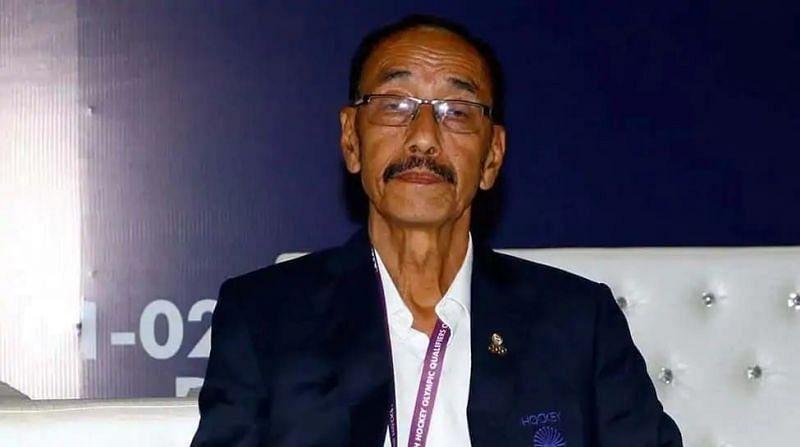 Gyanendro Ningombam becomes the new president of Hockey India (HI).