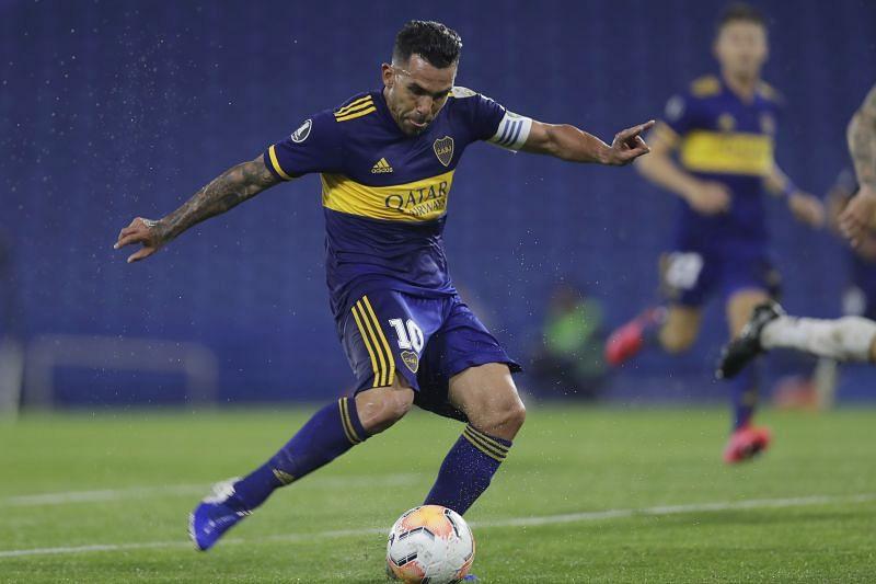 Boca Juniors play Talleres Cordoba on Sunday