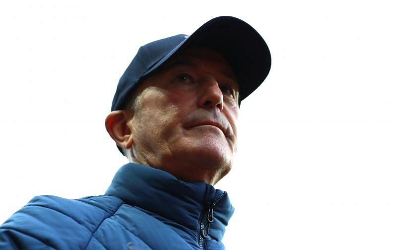 Tony Pulis takes charge of his first game as the new Sheffield Wednesday boss on Saturday