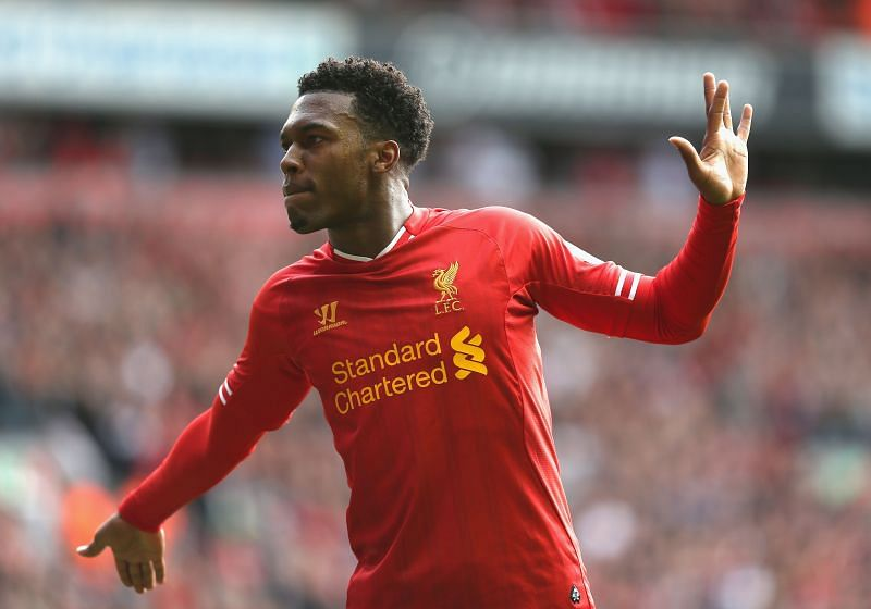 Daniel Sturridge enjoyed the best spell of his career with Liverpool