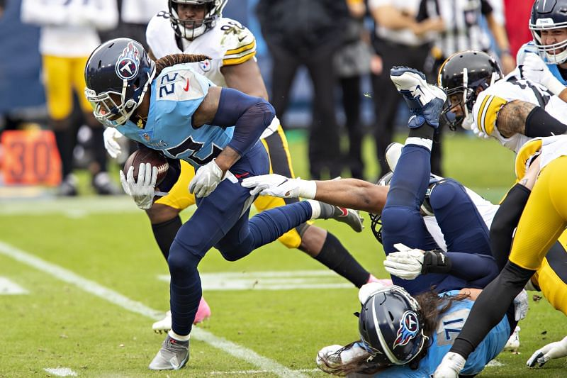 Derrick Henry continues to show why he is the heart and soul of the Tennessee Titans offense
