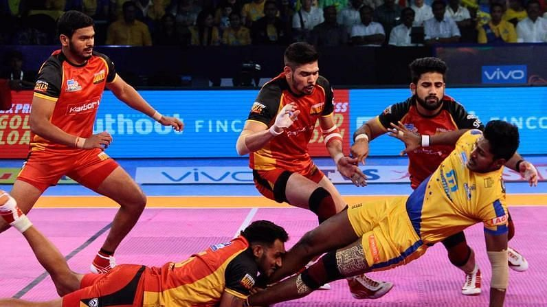 Ravinder Pahal represented Bengaluru Bulls in PKL 5.
