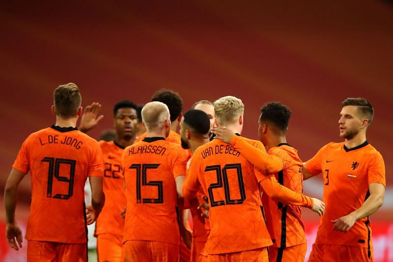 Netherlands host Bosnia and Herzegovina in the Nations League