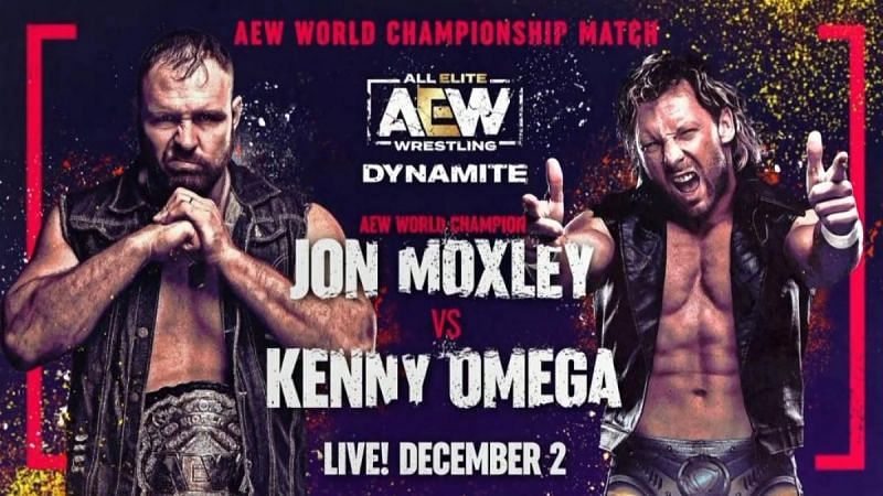 This Wednesday on AEW Dynamite, Jon Moxley and Kenny Omega will sign the contract to make their AEW title match official.