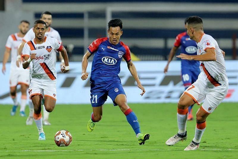 Udanta Singh has a huge season ahead of him