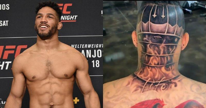 UFC star Kevin Lee