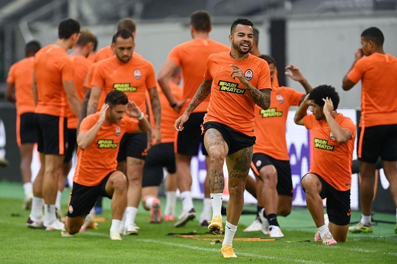 Shakhtar Donetsk have several injury concerns