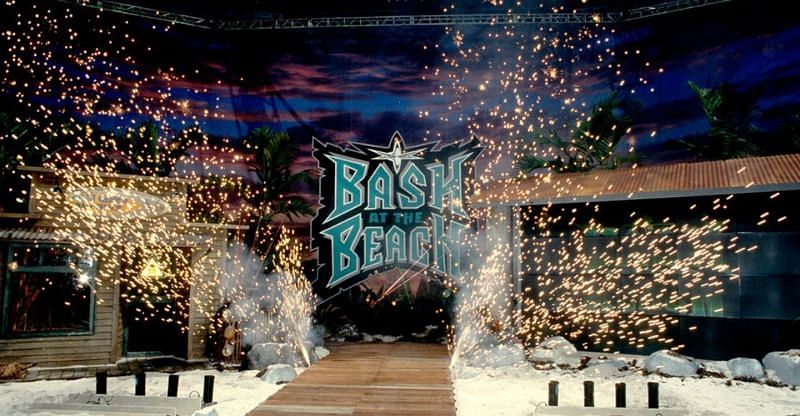 WCW WWE has applied for numerous trademarks on WCW names such as Bash at the Beach