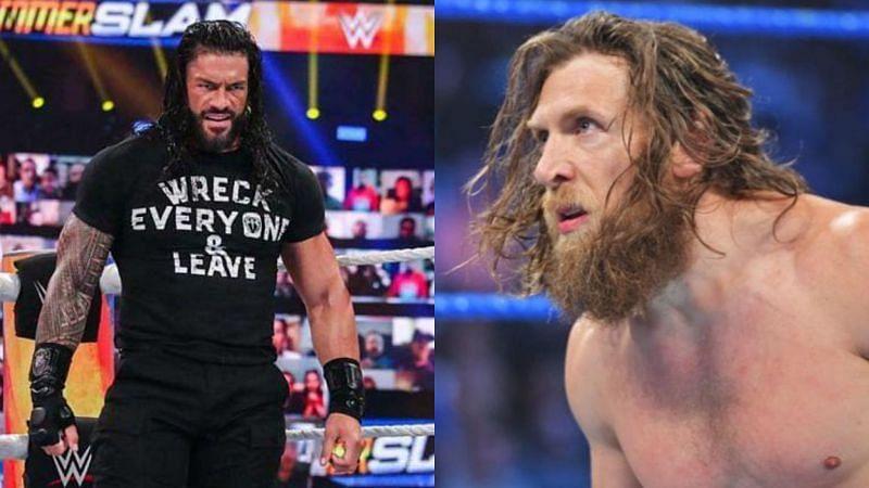 WWE को इस वक्त रोमन रेंस vs डेनियल ब्रायन के ड्रीम मैच की जरूरत है