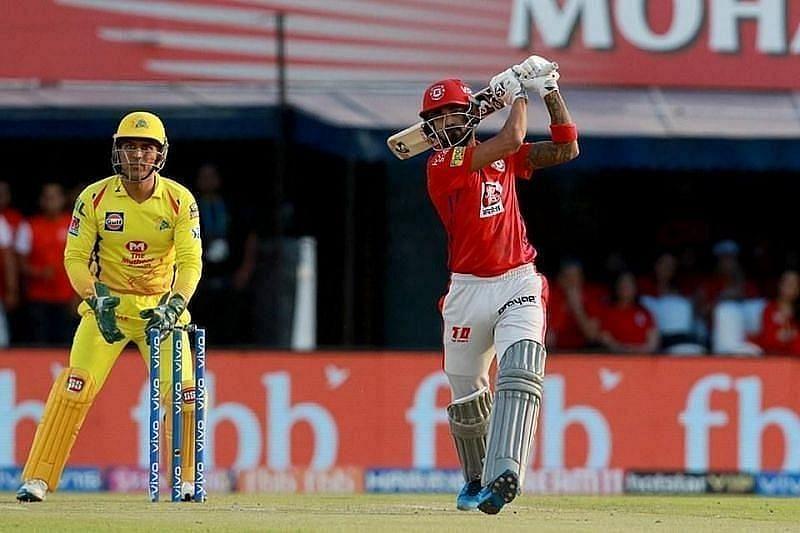 Chennai Super Kings vs Kings XI Punjab. Pic: IPLT20.COM