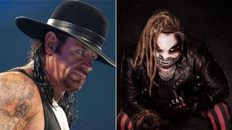 The Undertaker recently discussed The Fiend and revealed why he was a little nervous about the character