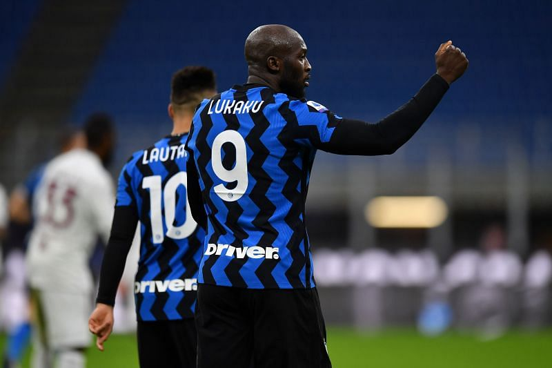 Romelu Lukaku is back for Inter Milan this week