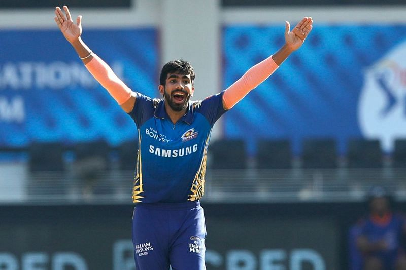 Jasprit Bumrah will be one of the biggest threats to the Delhi Capitals batting lineup [P/C: iplt20.com]