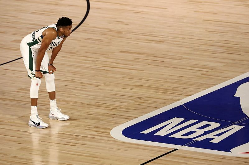 Giannis Antetokounmpo needs support if he is to win a Championship