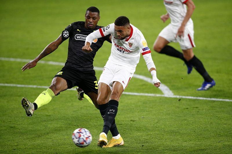 Sevilla take on Krasnodar this week