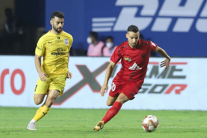 Mumbai City lost their first ISL 2020-21 game, 0-1 to NorthEast United
