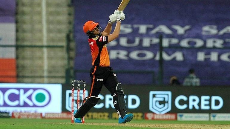 Abdul Samad has taken the cricketing world by storm with his performances in IPL 2020
