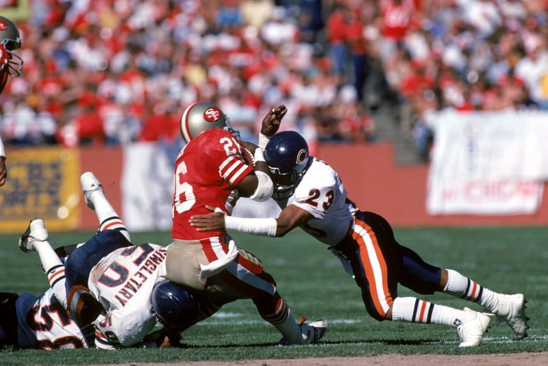 The 1985 Chicago Bears had the most feared defense in the NFL