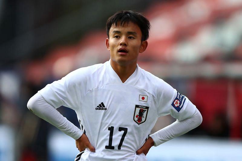 Japan will play Panama on Friday