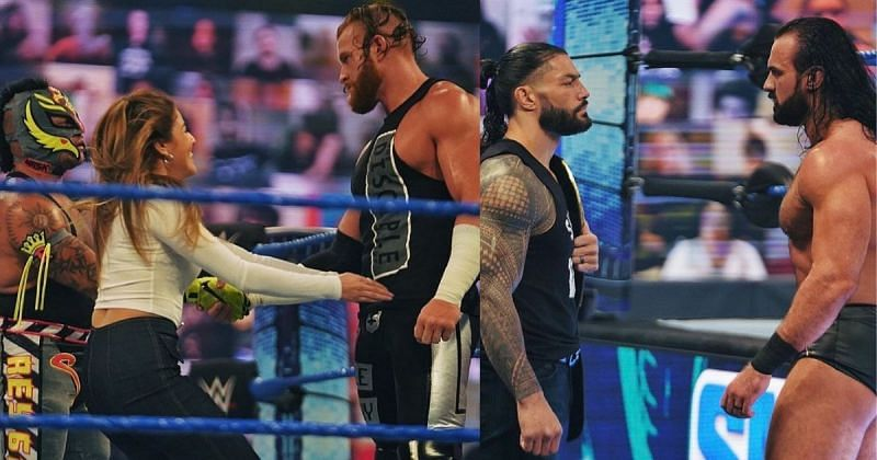 SmackDown had some big moments.